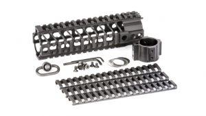Spikes Tactical AR-15 SAR3 Quad Rails