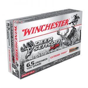 Winchester Deer Season XP 6.5 Creedmoor 125 grain